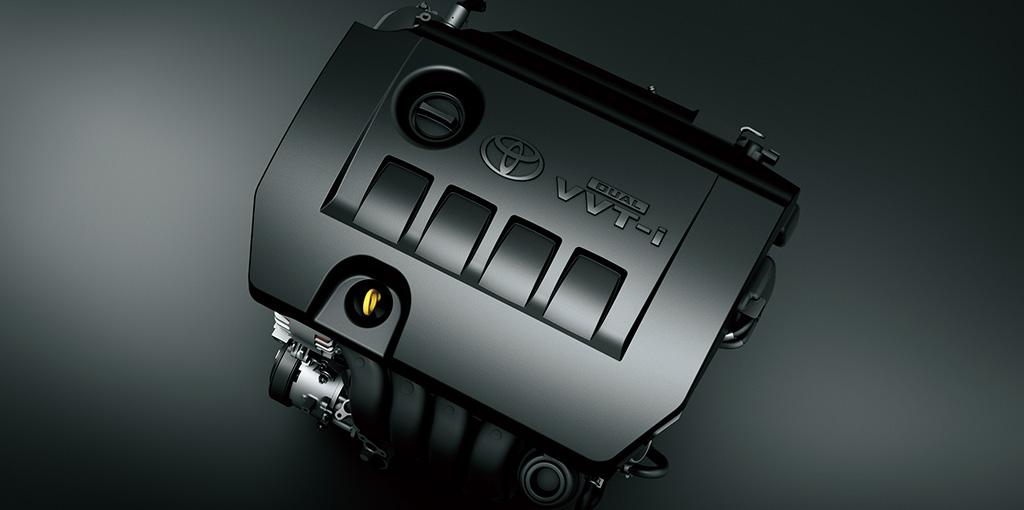 ZRE173L Motor 4 Cilindros En Linea Modelo 3ZR FE De 16 Válvulas DOHC Con Doble VVT I Tiempo Valvular Variable Inteligente