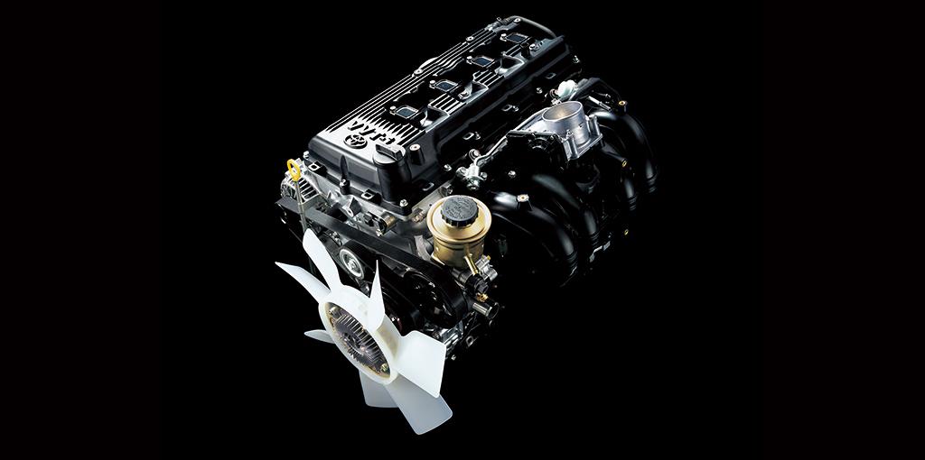 Motor 2.7 Lts. 2TR FE